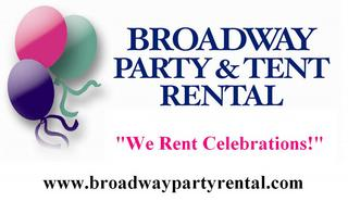 Broadway Party Rental